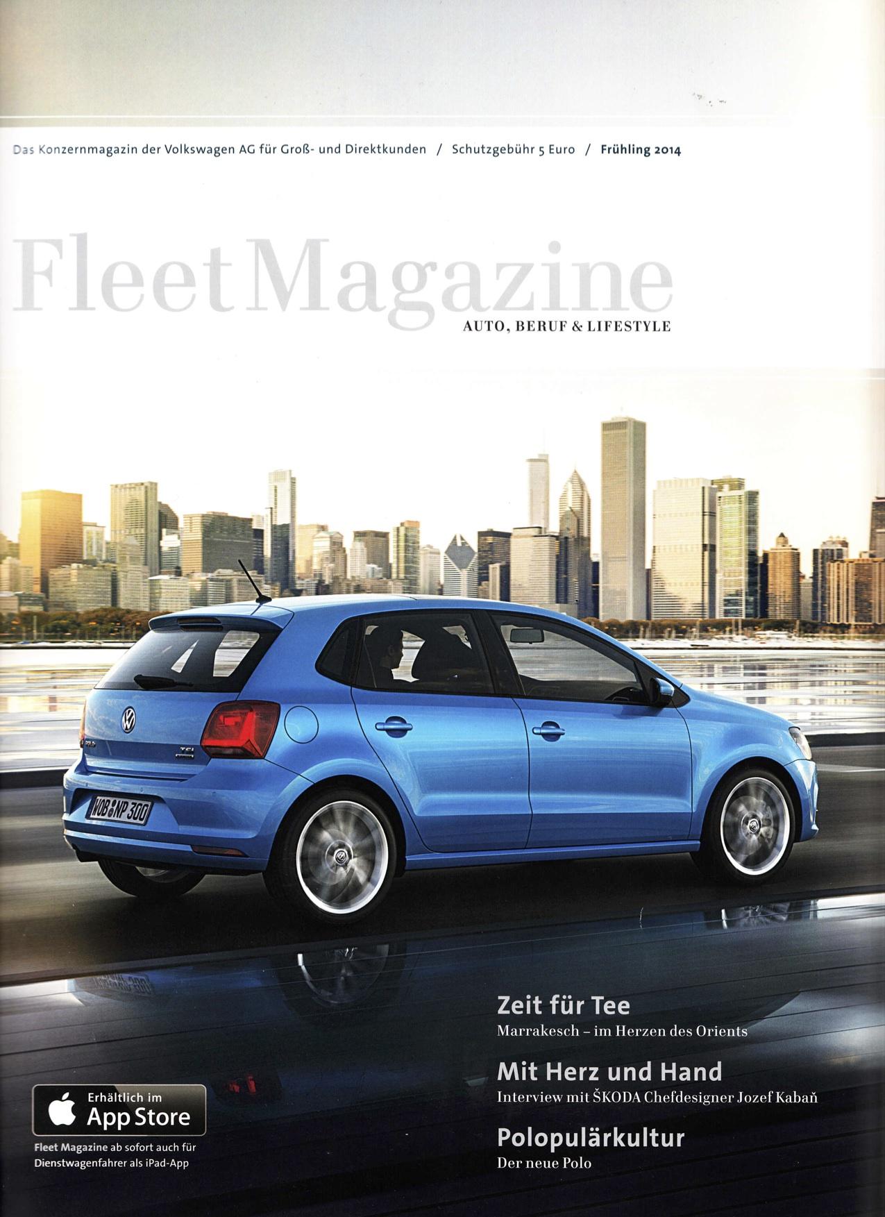 2014-04 Fleet Magazine-Titel