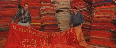 Moulay Youssef im Bazar du Sud