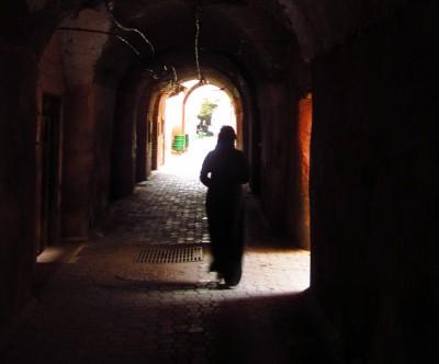 Alleys of Marrakech _ Paula Sweet