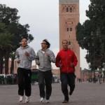 Sightjogging Marrakech