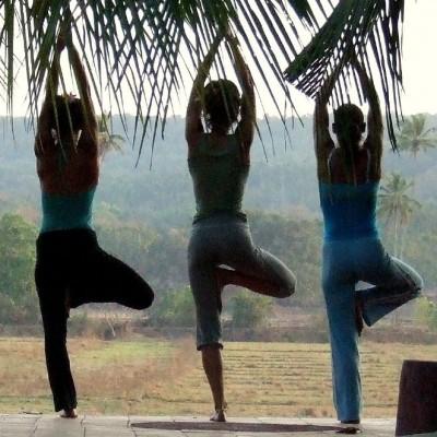 Yoga in Marrakech