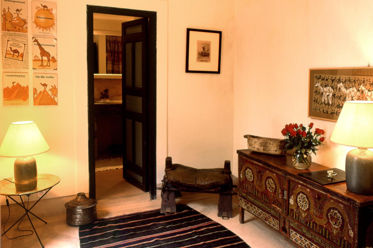 Single Room Riad Marrakech