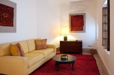 Petite Suite - Living room