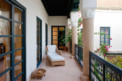 Berber Suite - Balcony