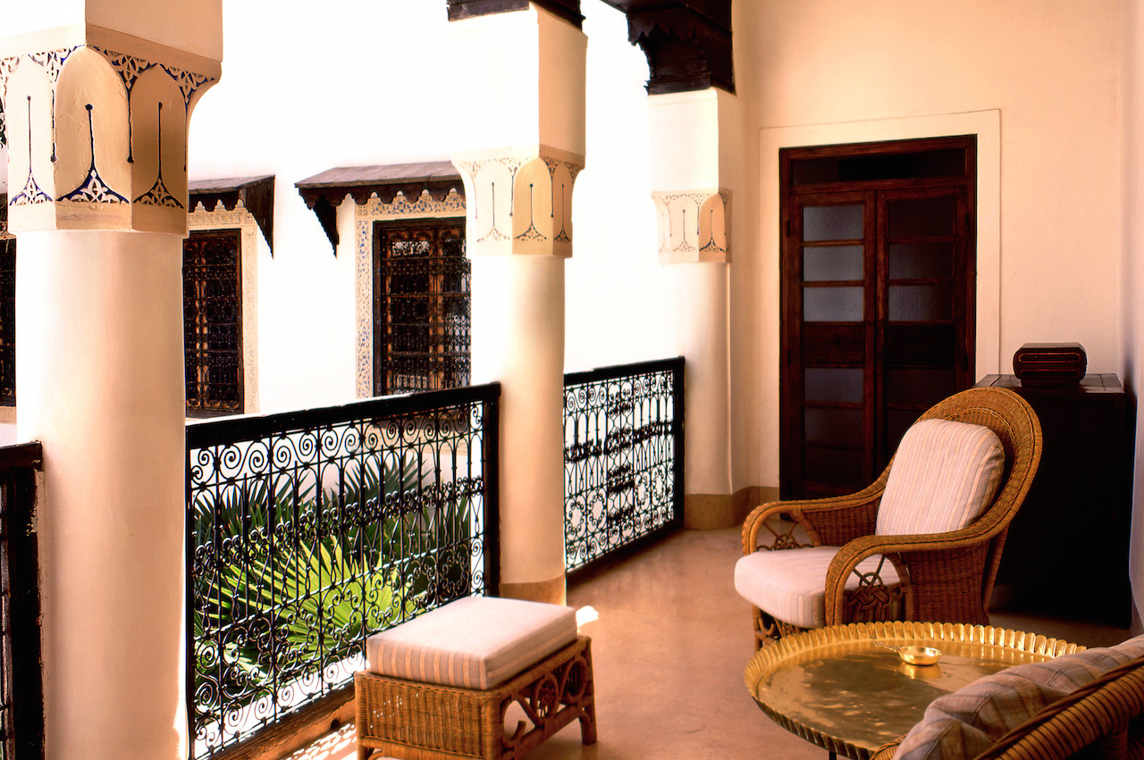 China Suite - Riad - Marrakech