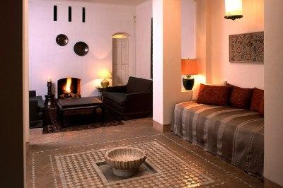 Ottoman Suite - Salon