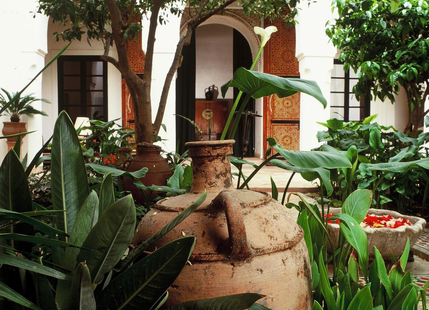 Riyad el cadi an authentic marrakech riad riyad el cadi - Olive garden early bird specials ...