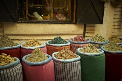 Marrakech 2011_Spices _ Niels Bitsch