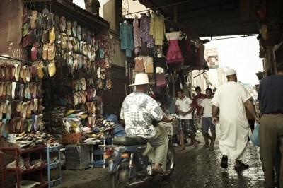 Marrakech 2011_Street Scene 1 _ Niels Bitsch