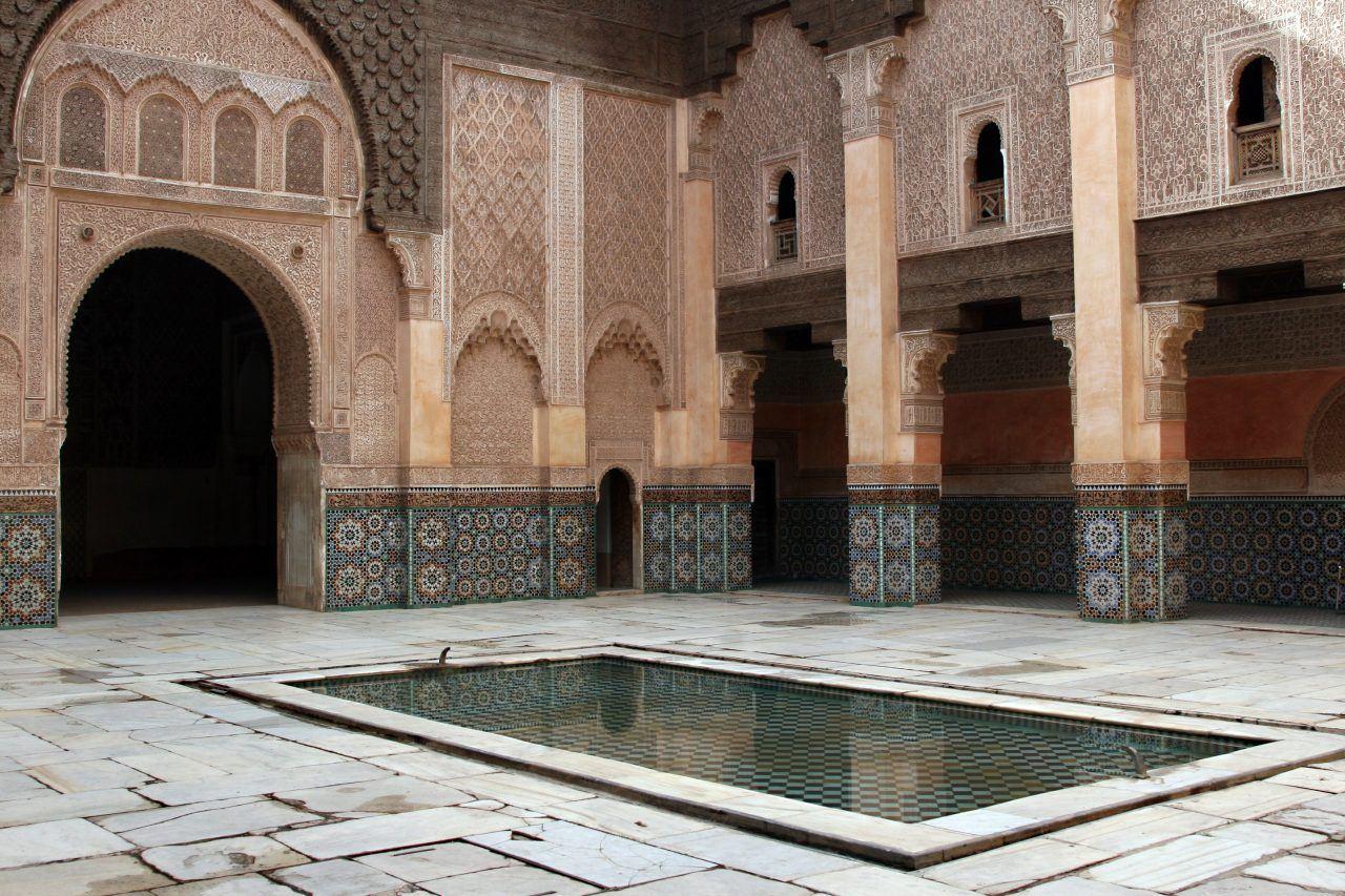 Marrakech-Medersa-kees-kortmulder-119965-unsplash