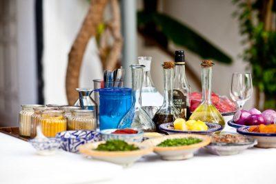 Cooking Class - Riyad El Cadi - Marrakech